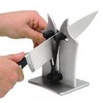 Заточка кухонного ножа