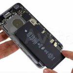 Замена аккумулятора iphone 5 / 5s